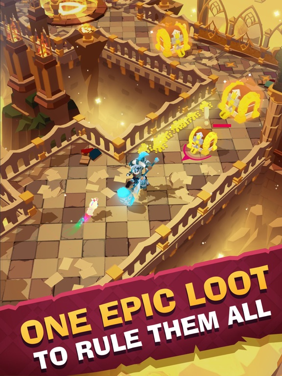 Mighty Quest For Epic Loot screenshot 12