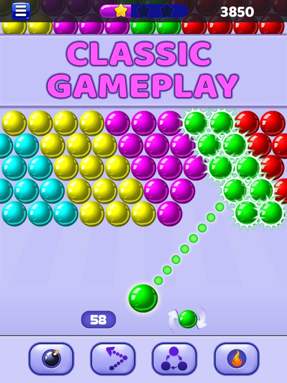 Bubble Shooter - Pop Bubbles | App Price Drops