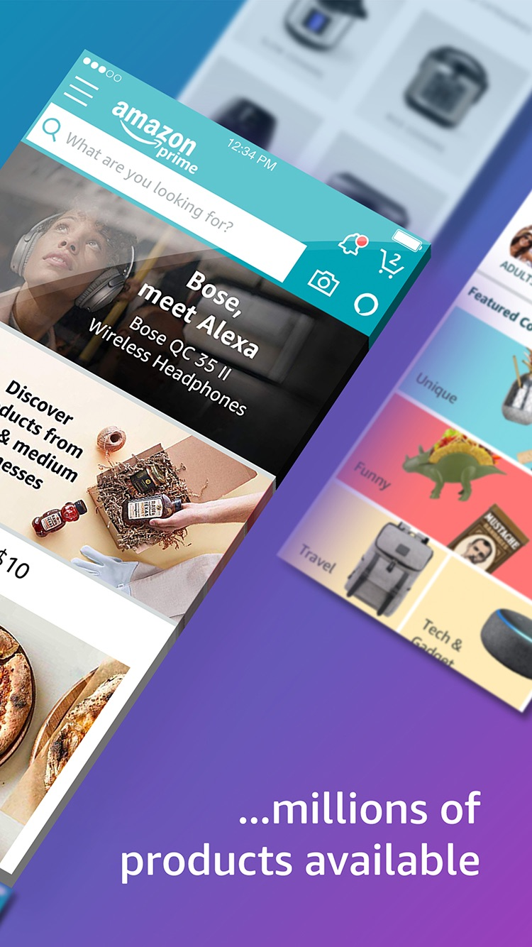 Amazon - Shopping made easy Screenshot