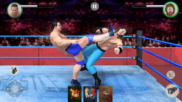 PRO Wrestling : Super Fight 3D screenshot-5