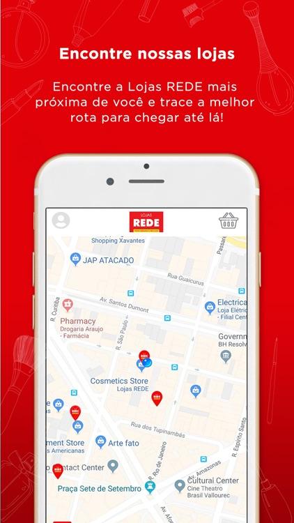 Lojas REDE screenshot-3