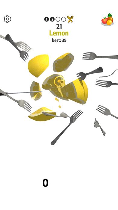 Fork The Fruit screenshot 7