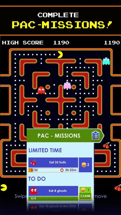 PAC-MAN screenshot four