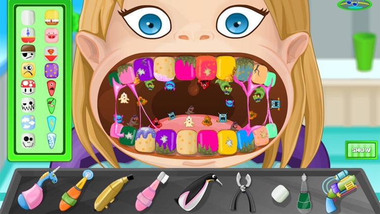 Dentist fear - Doctor games