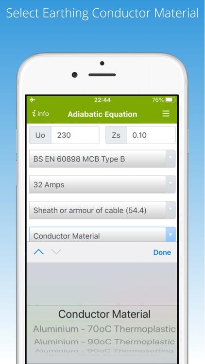 Adiabatic Equation Calculator screenshot-6