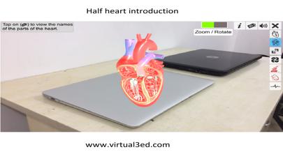 AR Heart - An incredible pump screenshot 2