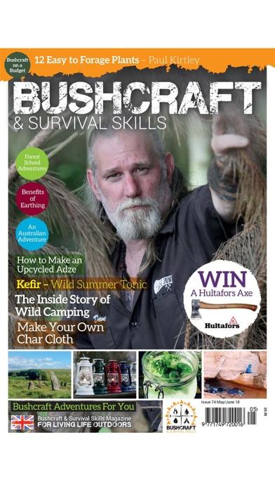 Bushcraft & Survival Skills Screenshot