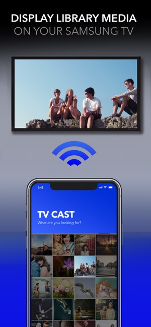 Remote for Samsung Smart TV+ on the App Store