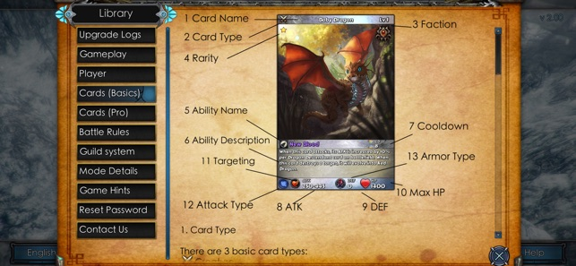 Epic Cards Battle 2 on the App Store