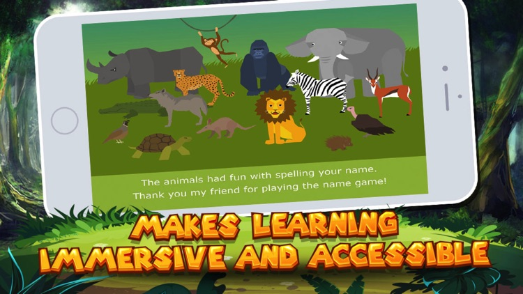 STEM Storiez - The Name Game screenshot-4