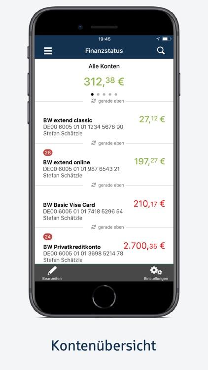 BW Mobilbanking