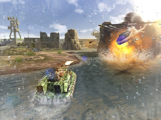 Massive Warfare: war machines screenshot 15