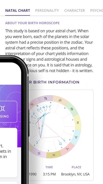 Sun Signs: Horoscopes screenshot-3