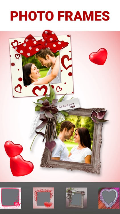 Love Collage & Photo Frames
