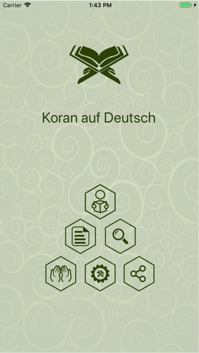 messages.download Der Heilige Koran auf Deutsch software