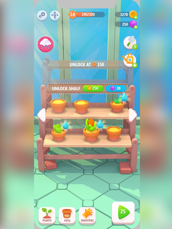 Garden Balls screenshot 7