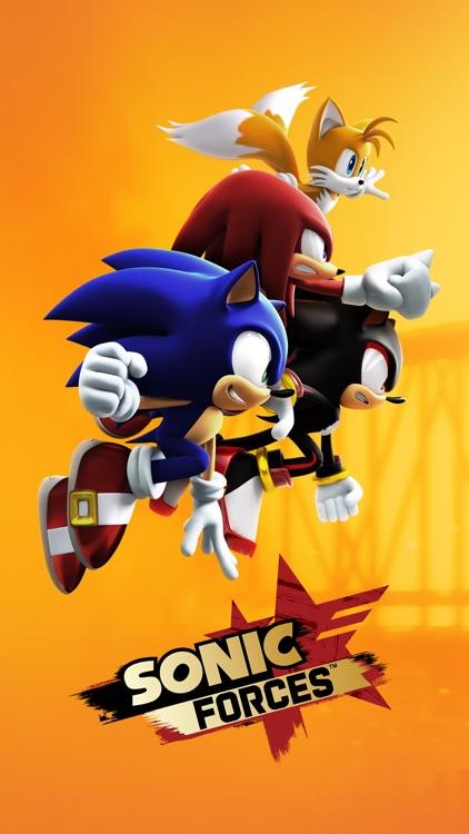 Sonic Forces screenshot-0