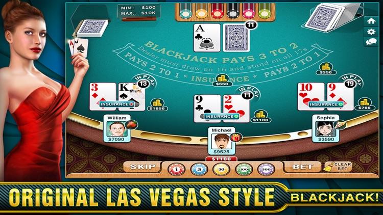 BlackJack Online - Multiplayer screenshot-4