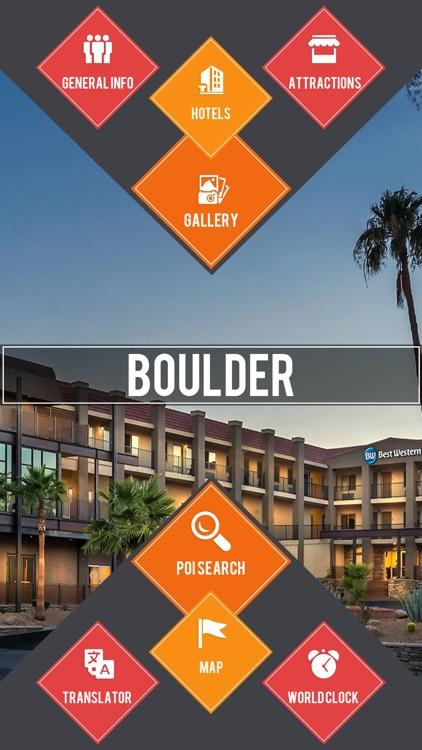 Boulder City Guide