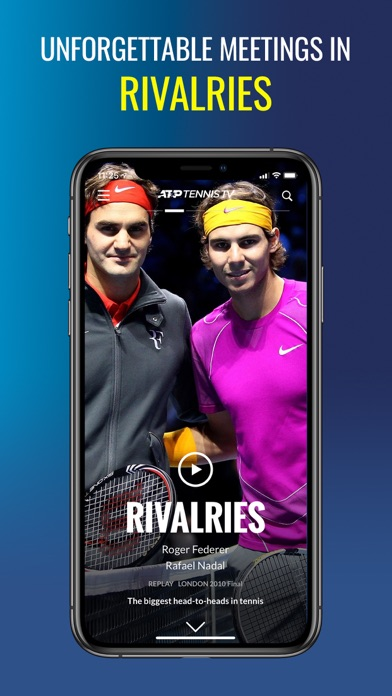messages.download Tennis TV - Live Streaming software