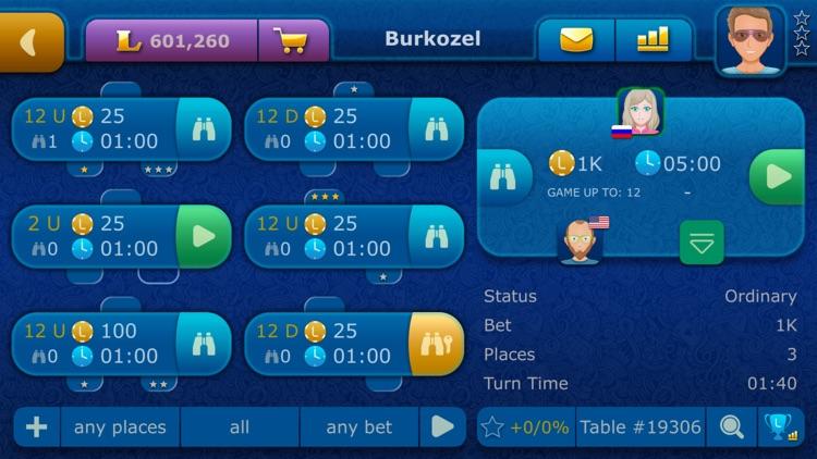 Online Bura LiveGames screenshot-5