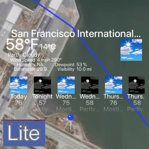Instant Weather Stations Lite