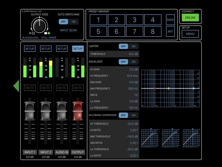 V-02HD Remote screenshot-5