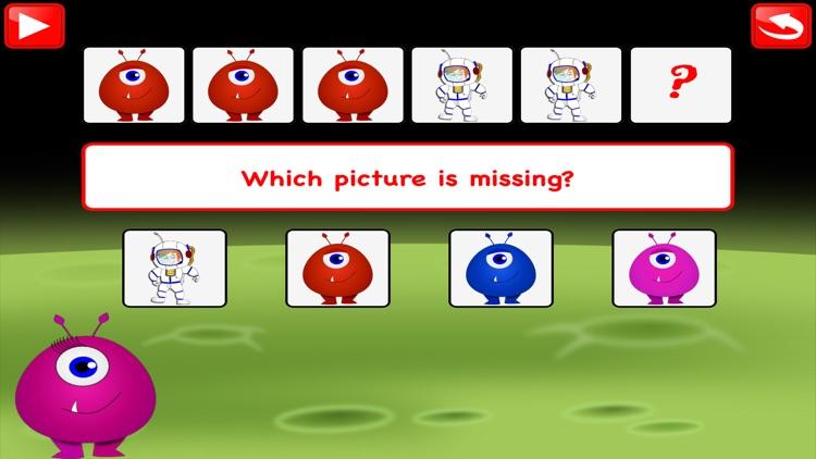 PreK Early Learning Games Kids screenshot-3