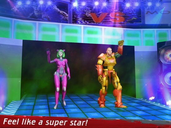 Robot Wrestling: Steel Fight screenshot 5