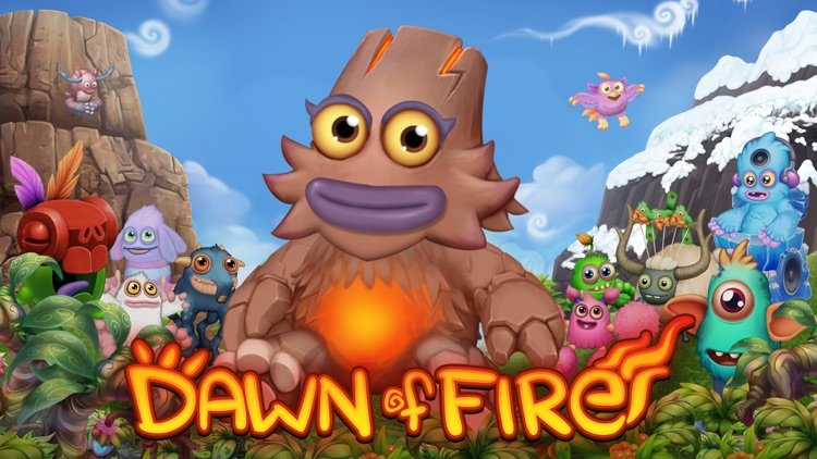 My Singing Monsters DawnOfFire screenshot-4