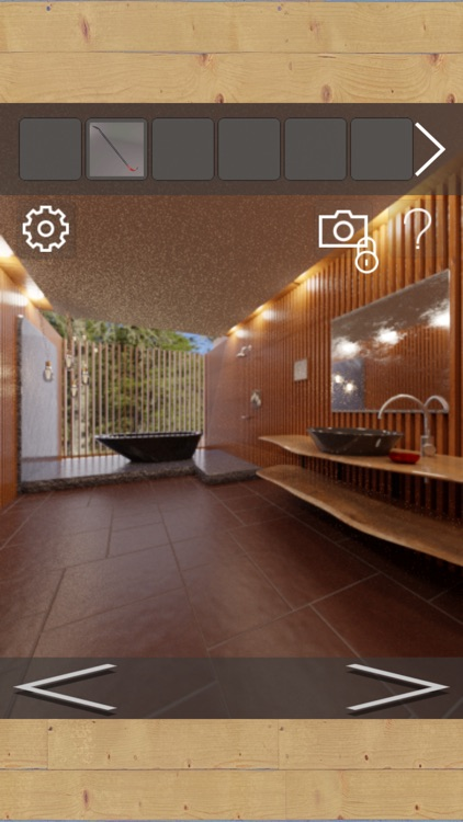 Escape from Wooden Lodge Hotel screenshot-4