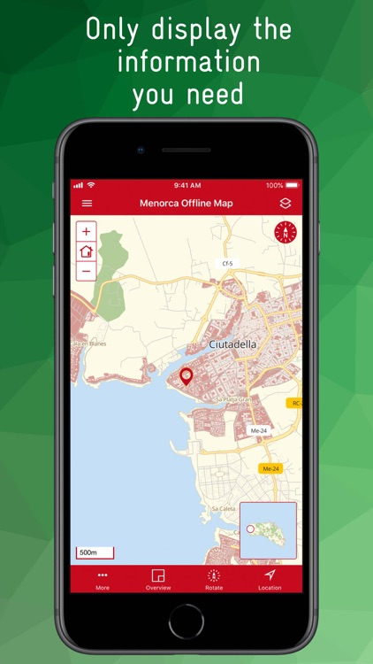 Menorca Offline Map screenshot-3