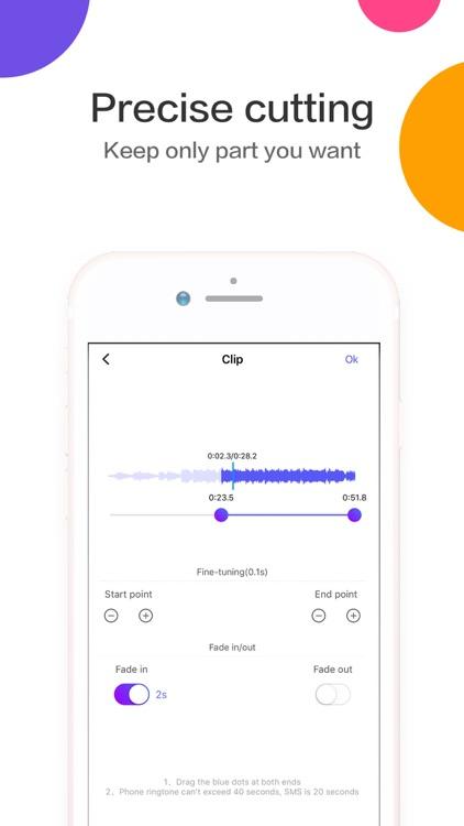 Ringtones Maker - the ring app