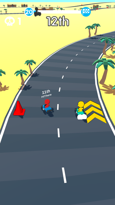 SuperKart.io screenshot 1