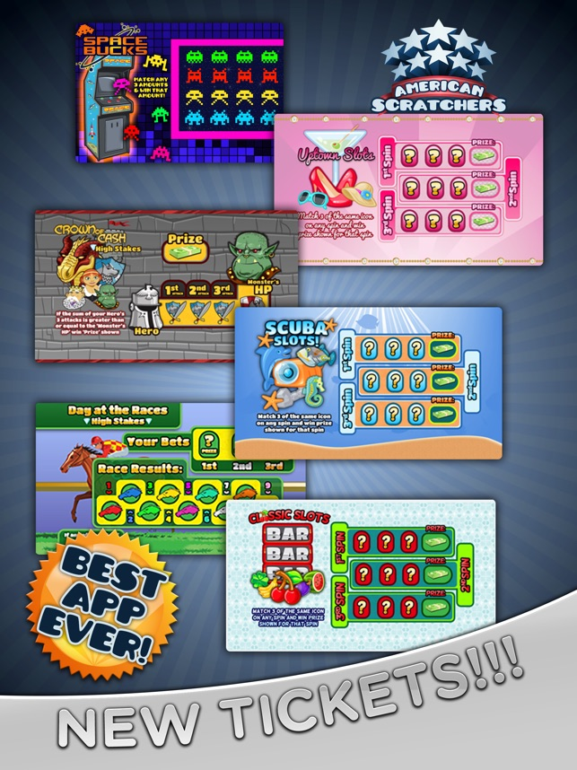 American Scratchers Lottery on the App Store