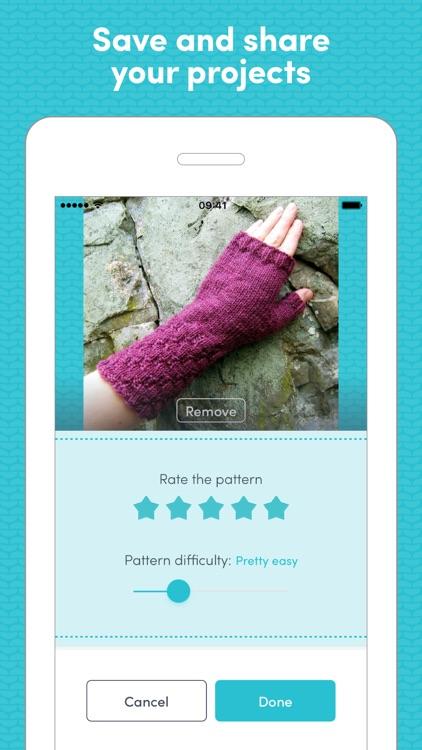 LoveCrafts Knitting screenshot-4