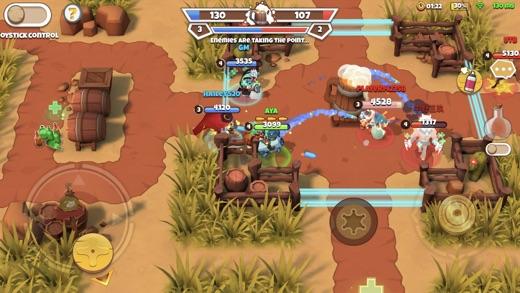 West Legends:3v3荒野团战,组队成为传奇 App 截图
