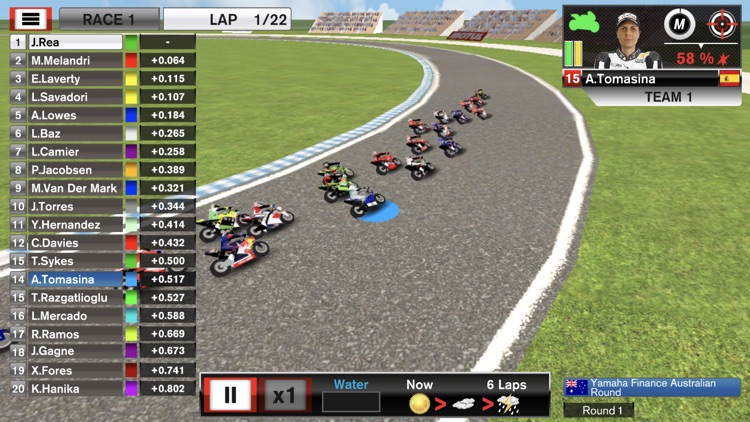 SBK Team Manager screenshot-3