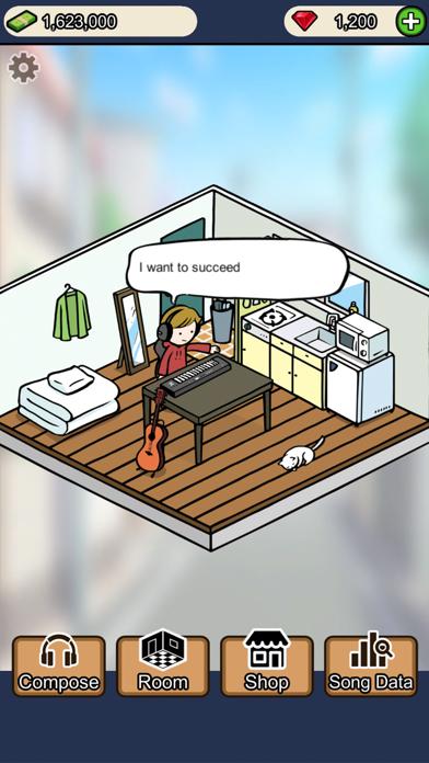 Musician Tycoon screenshot 1