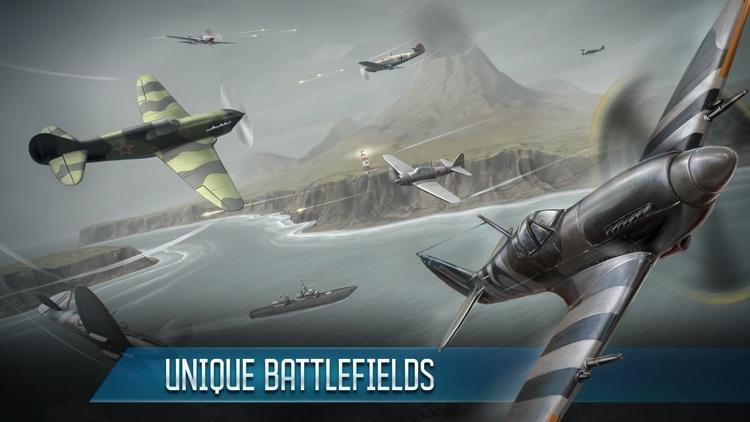 Sky Baron: War of Nations screenshot-3