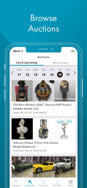 Liveauctioneers Bid Auction On The App Store