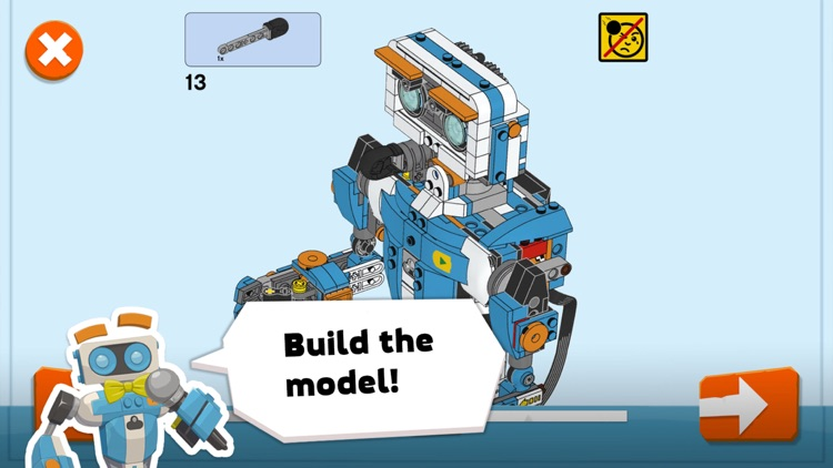 LEGO® BOOST screenshot-2