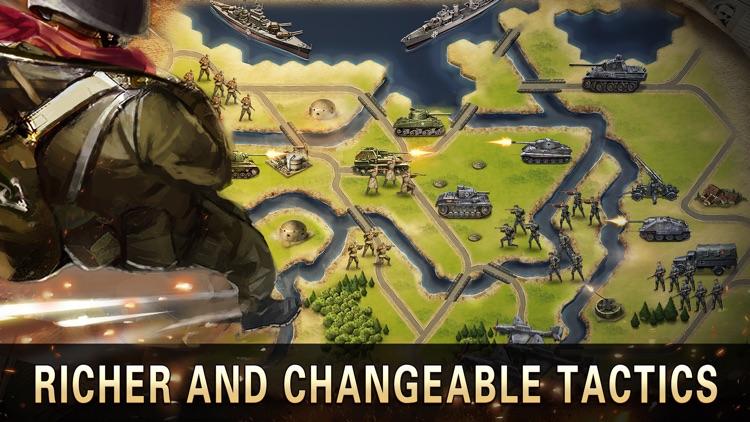 WW2: War Strategy Games 1942 screenshot-3