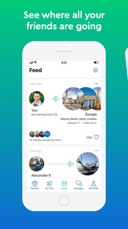 Marco | Your Social Travel Hub screenshot-3