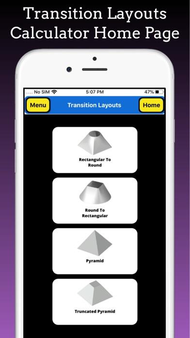 Transition Layouts Pro screenshot 1