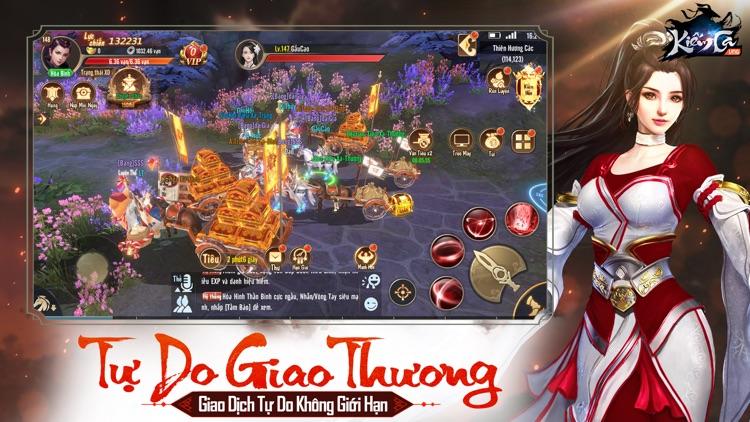 Kiếm Ca - VNG screenshot-5