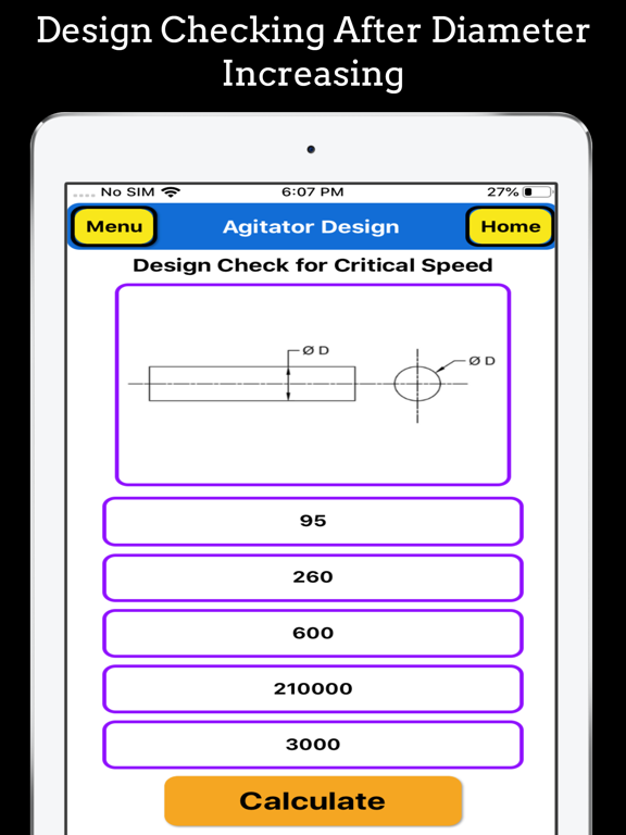 Agitator Design Pro screenshot 20