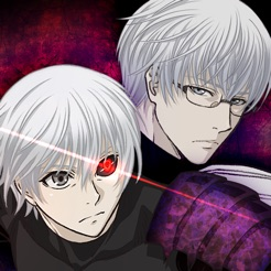 TOKYO GHOUL [:re birth] on the App Store