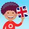 App Icon for EASY peasy: Engels (EDU) App in Belgium IOS App Store