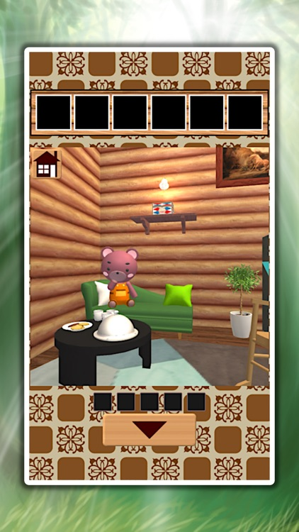 Forest Bear Room -Escape game-